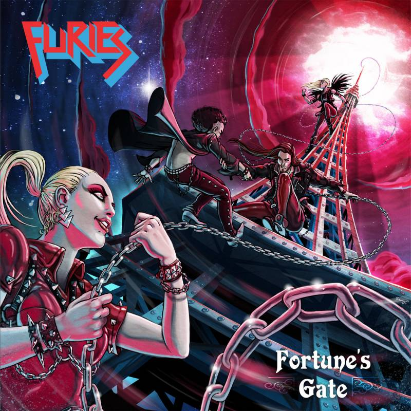 chronique Furies - Fortune's Gate