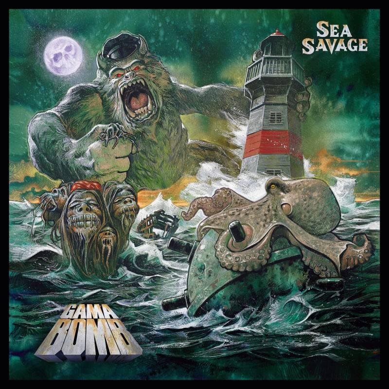 chronique Gama Bomb - Sea Savage
