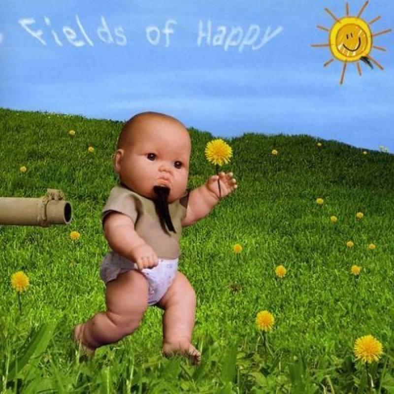 chronique Gargamel! - Fields Of Happy
