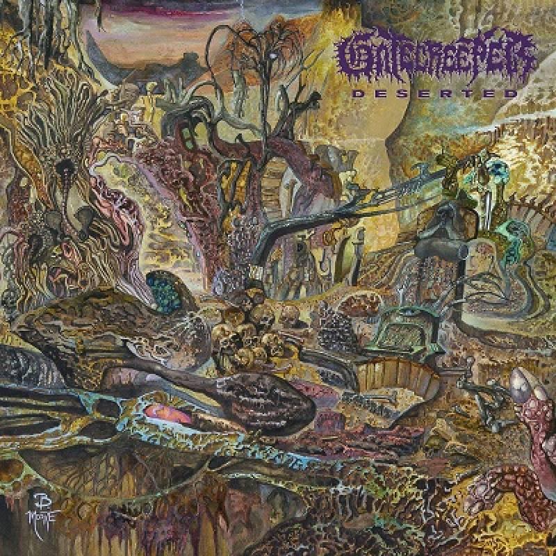 chronique Gatecreeper - Deserted