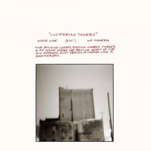 chronique Godspeed You! Black Emperor - Luciferian Towers