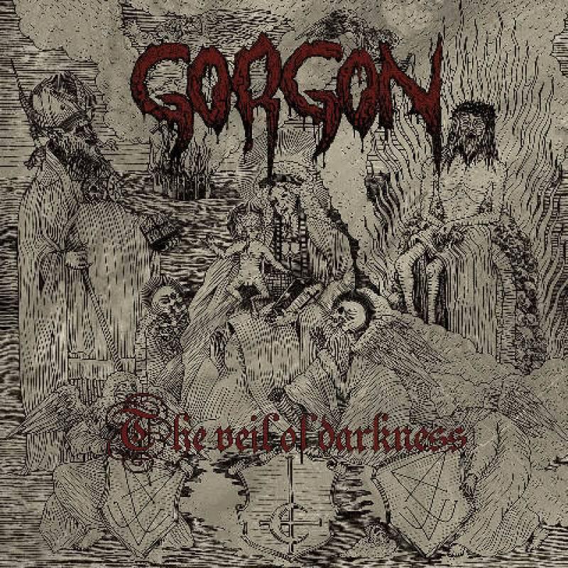 chronique Gorgon - The Veil of Darkness