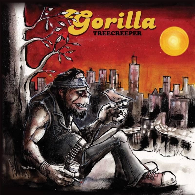 chronique Gorilla - Treecreeper
