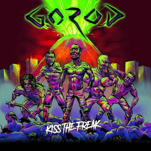 chronique Gorod - Kiss The Freak