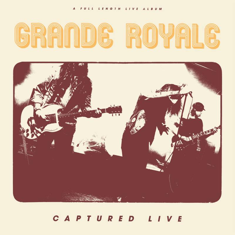 chronique Grande Royale - Captured Live