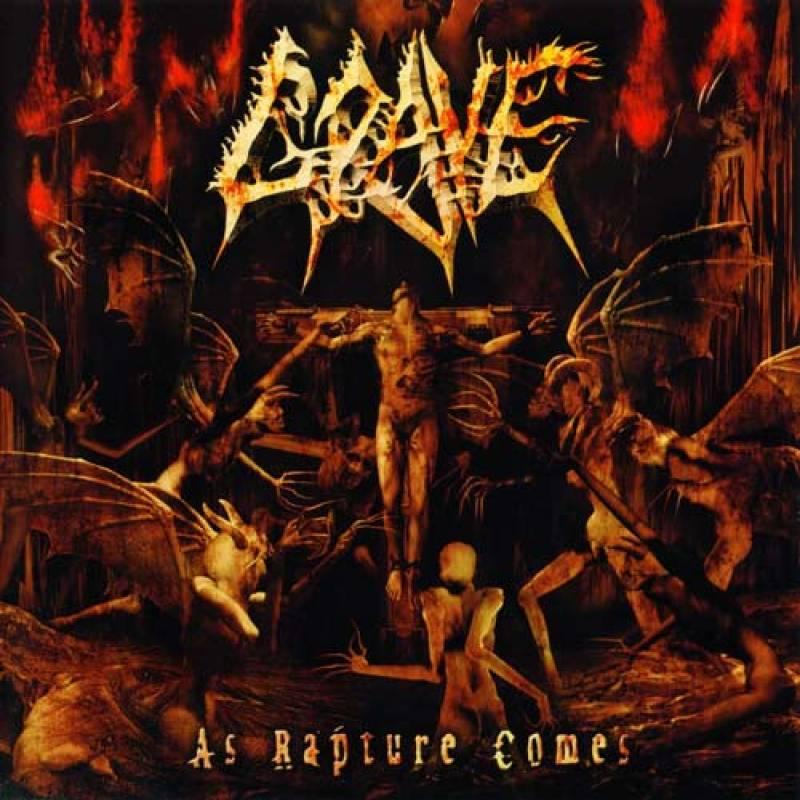 chronique Grave - As rapture comes