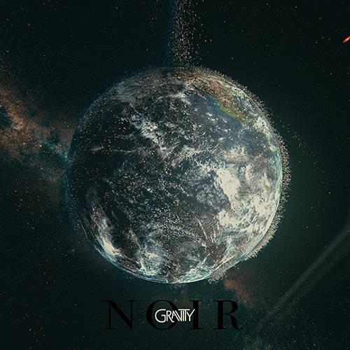 chronique Gravity - Noir