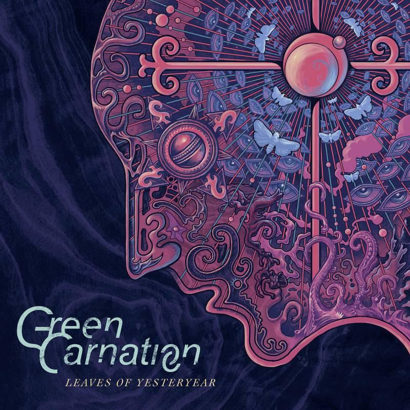 chronique Green Carnation - Leaves of Yesteryear