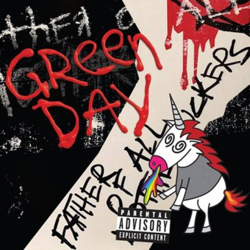 chronique Green Day - Father Of All Motherfuckers