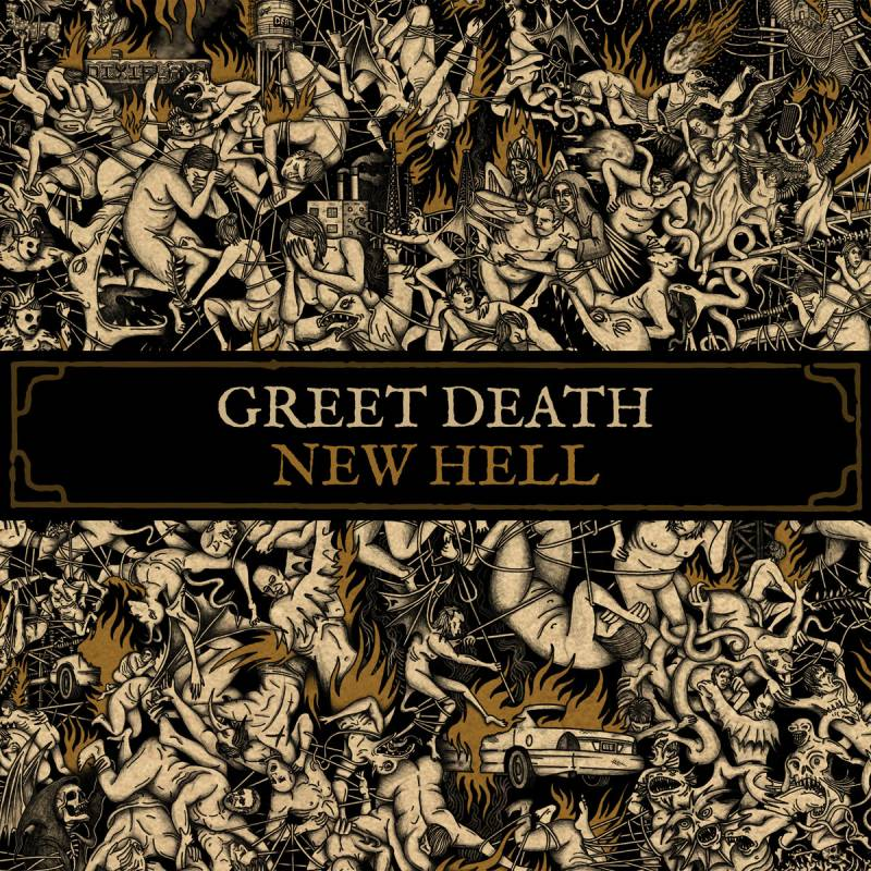 chronique Greet Death - New hell