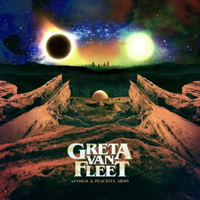 chronique Greta Van Fleet - Anthem Of The Peaceful Army