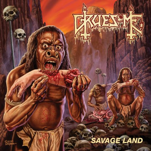 chronique Gruesome - Savage Land