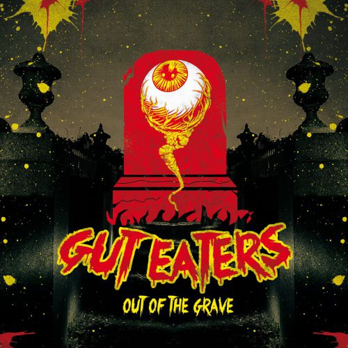 chronique Guteaters - Out Of The Grave