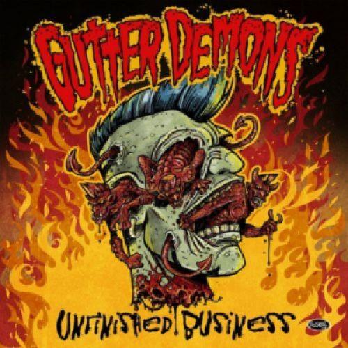 chronique Gutter Demons - Unfinished Business