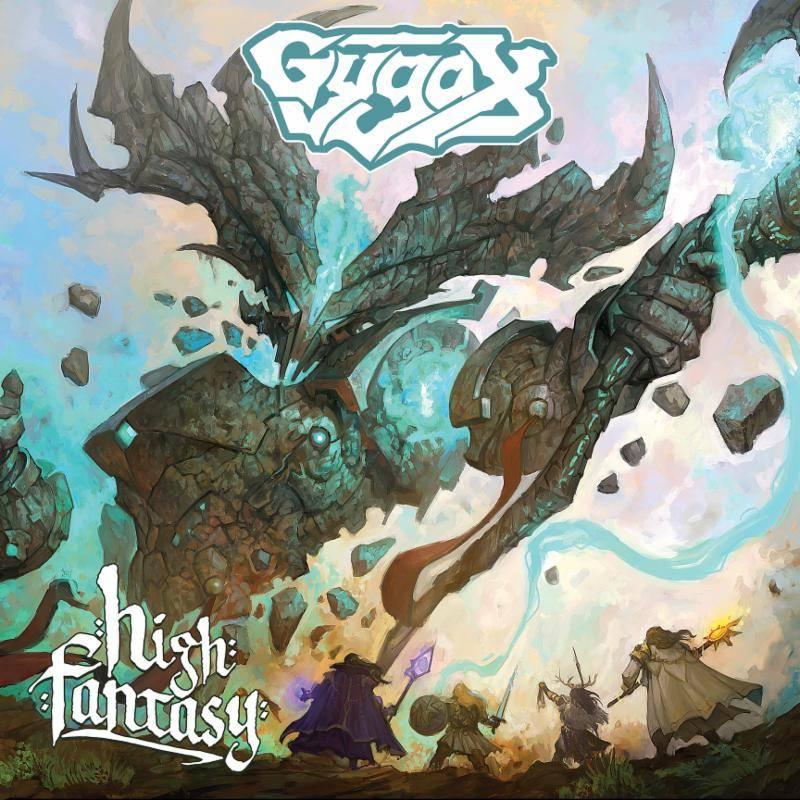 chronique Gygax - High Fantasy