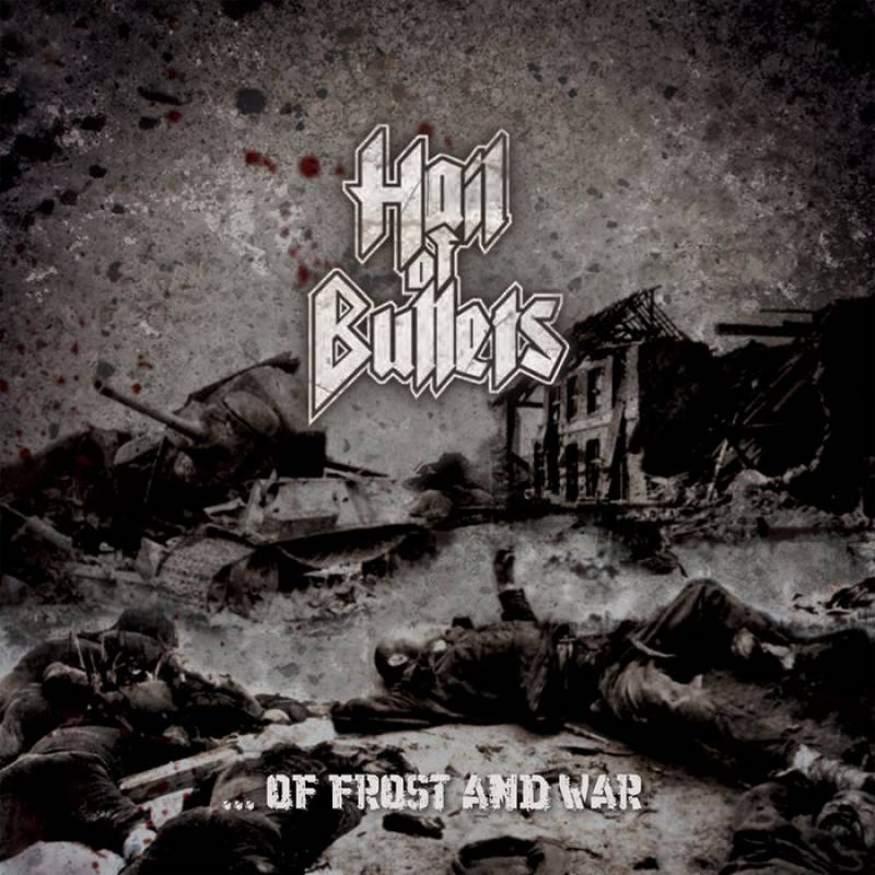 chronique Hail Of Bullets - ...Of Frost and War