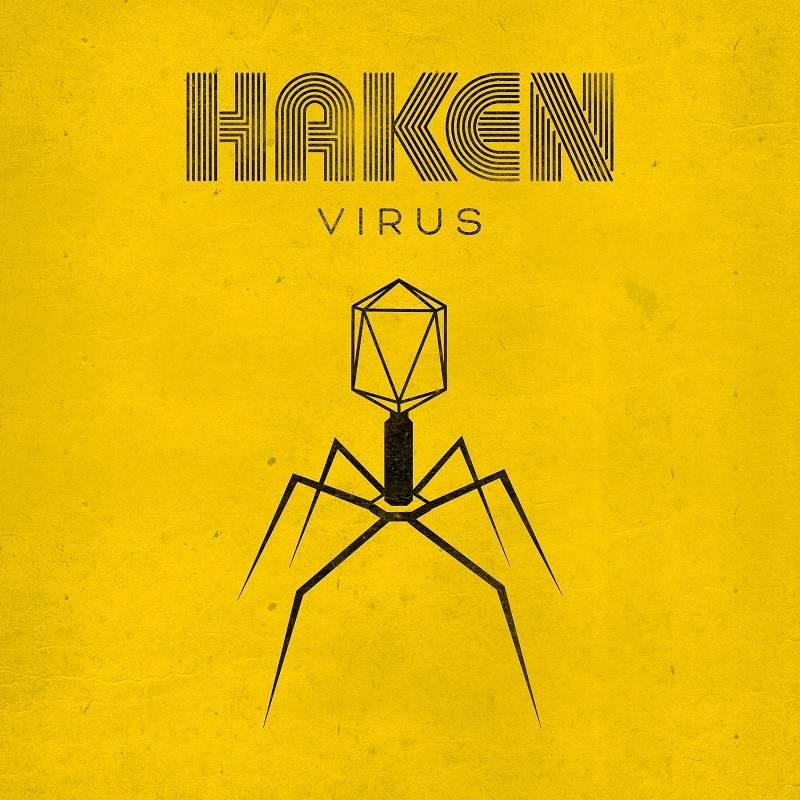 chronique Haken - Virus