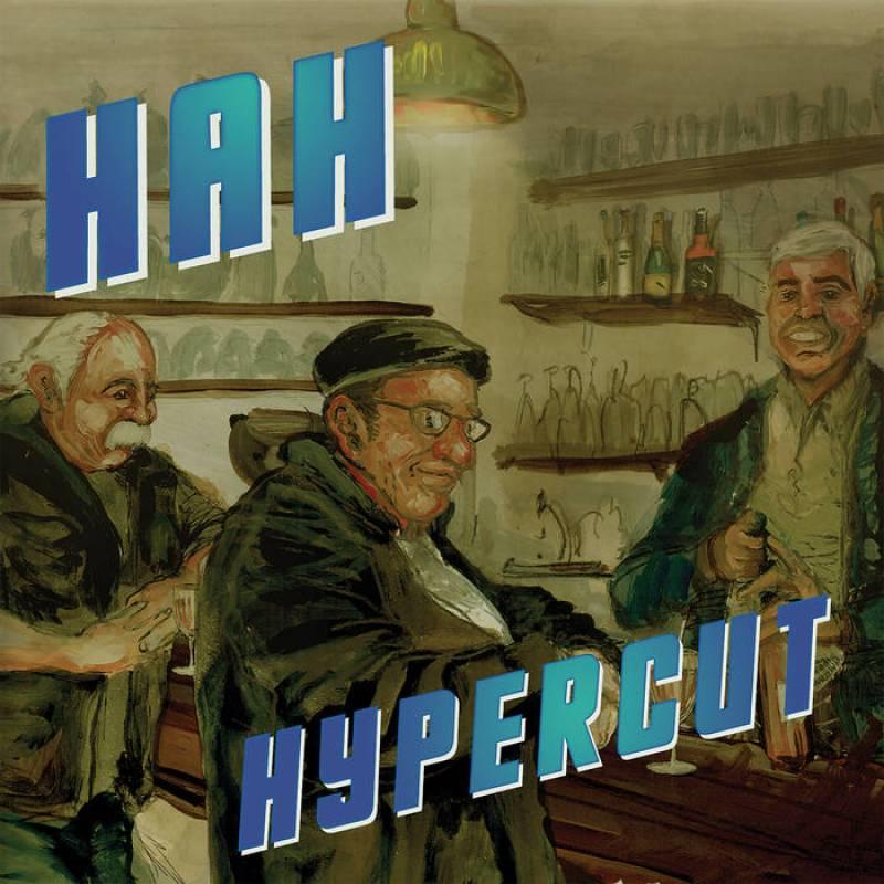 chronique Hardcore Anal Hydrogen - Hypercut