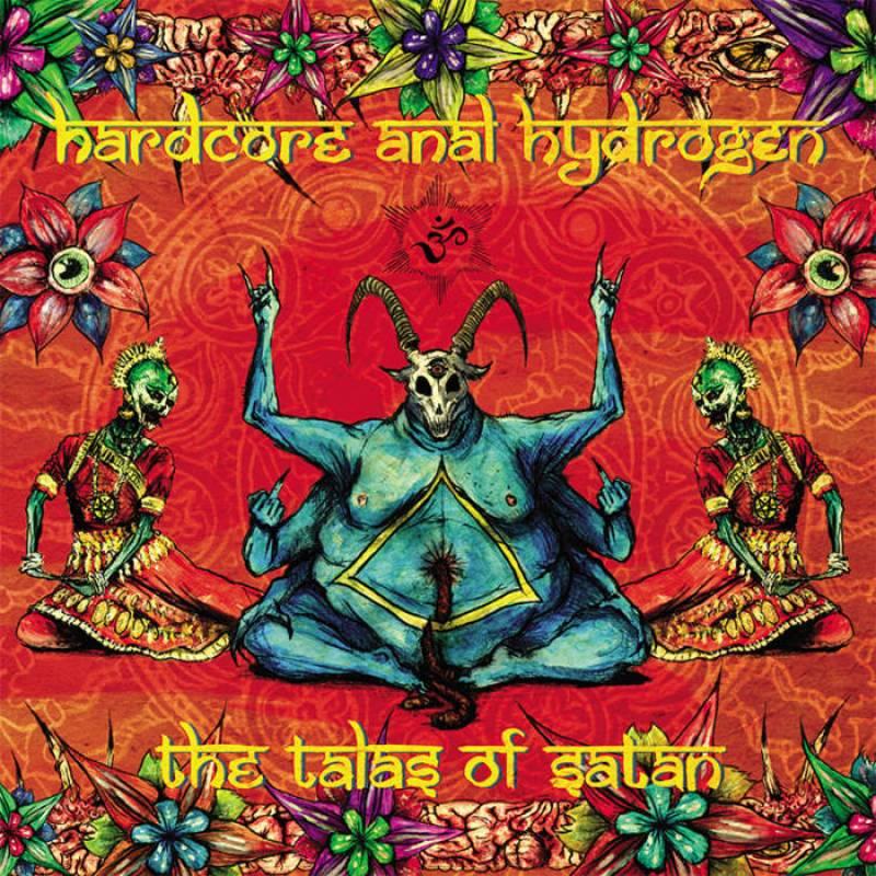 chronique Hardcore Anal Hydrogen - The Talas of Satan