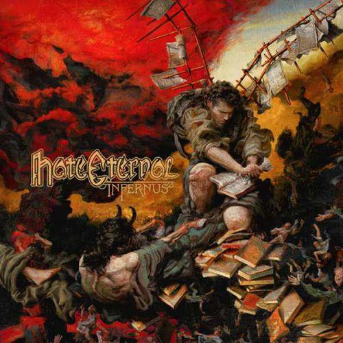 chronique Hate Eternal - Infernus
