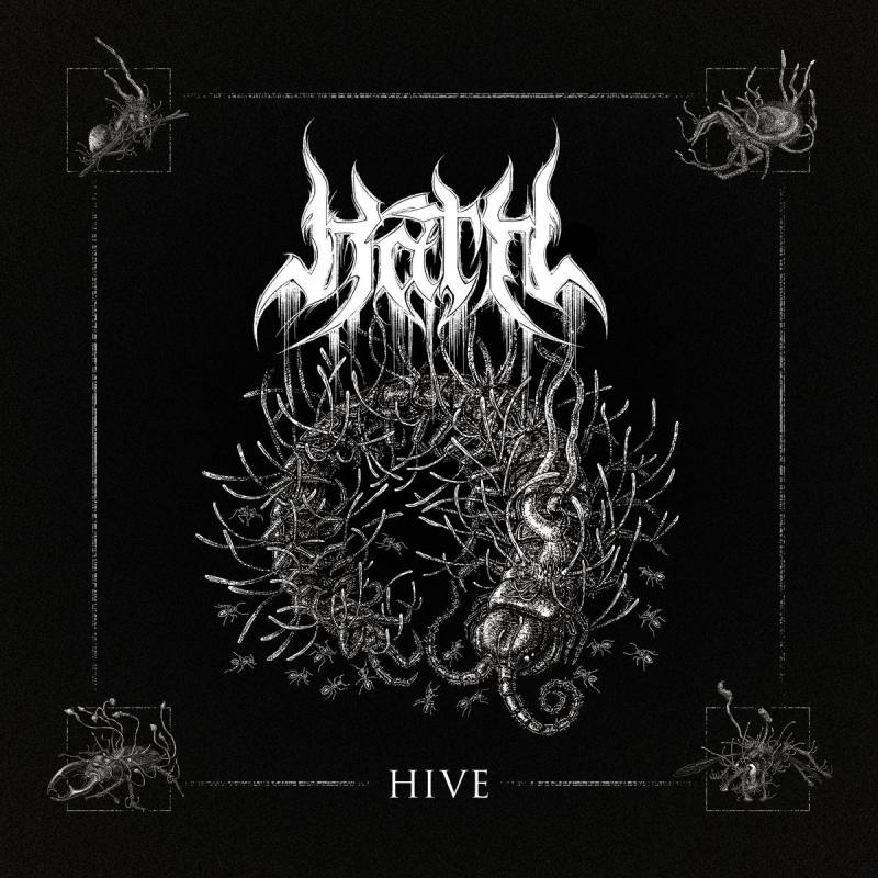 chronique Hath - Hive (EP reissue)