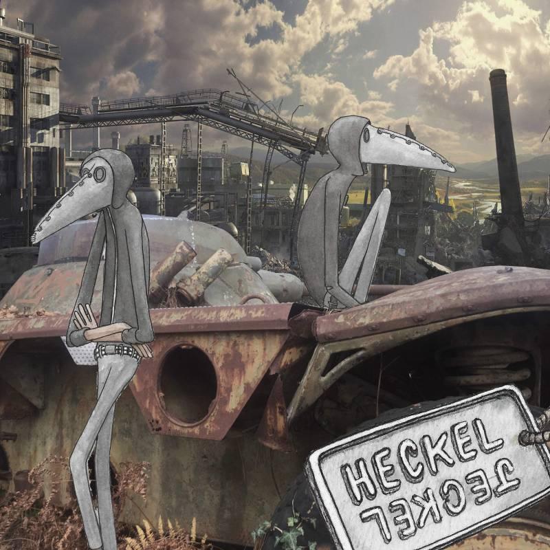 chronique Heckel & Jeckel - This is war !!
