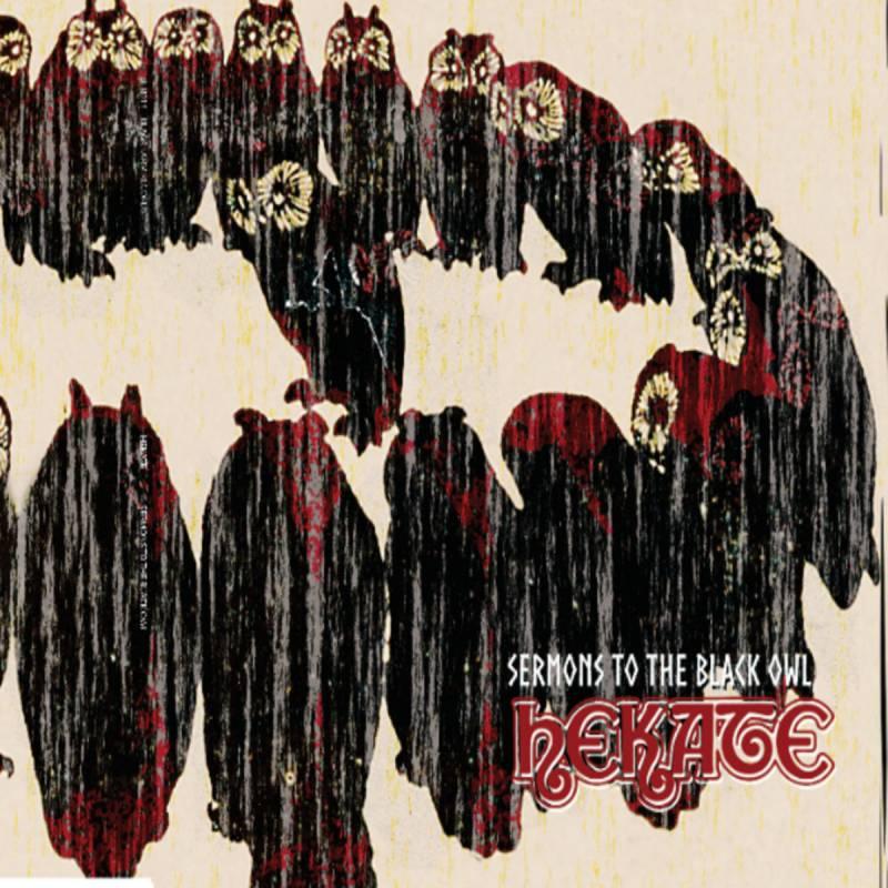 chronique Hekate - Sermons To The Black Owl