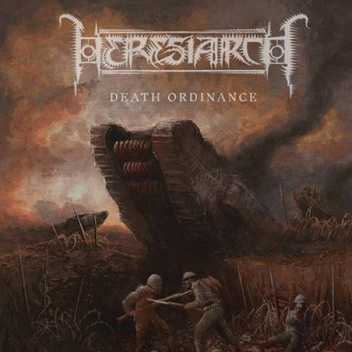Heresiarch - Death Ordinance (chronique)
