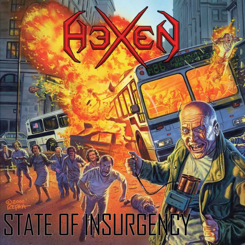 chronique Hexen - State of Insurgency
