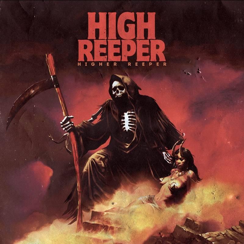 chronique High Reeper - Higher Reeper
