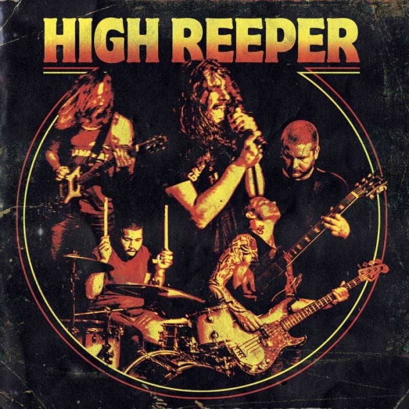 chronique High Reeper - s/t