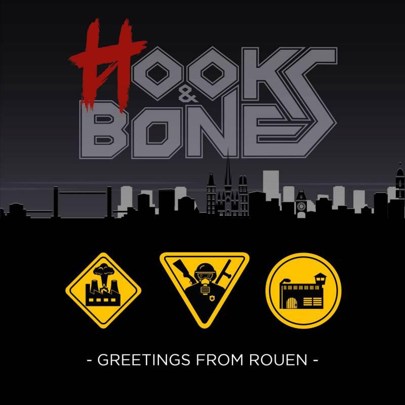 chronique Hooks & Bones - Greetings From Rouen