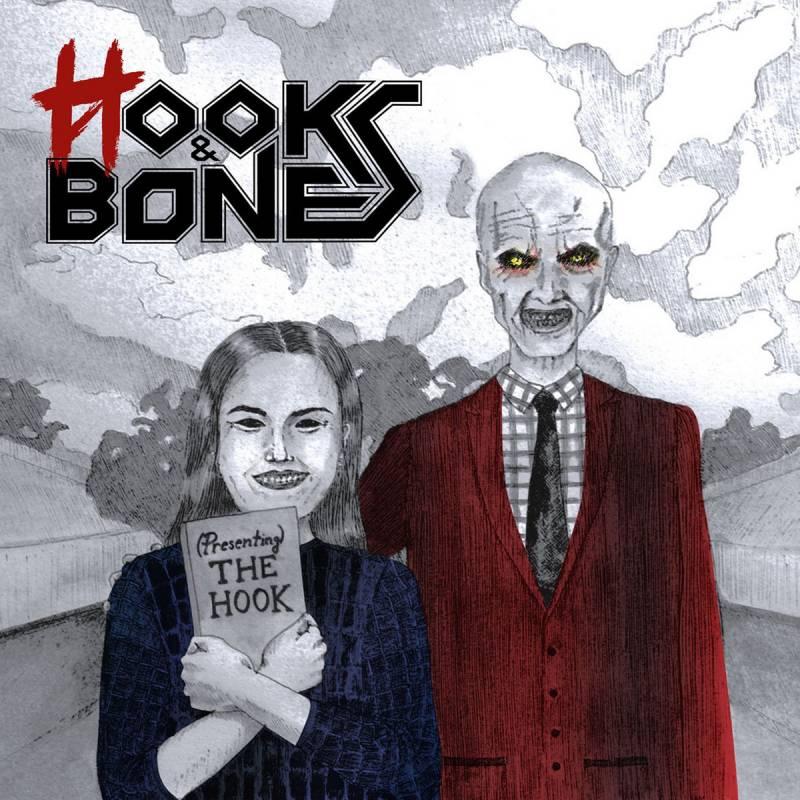 chronique Hooks & Bones - (Presenting) The Hook