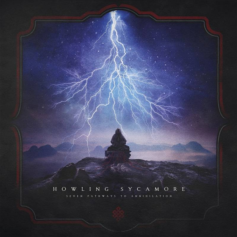 chronique Howling Sycamore - Seven Pathways To Annihilation