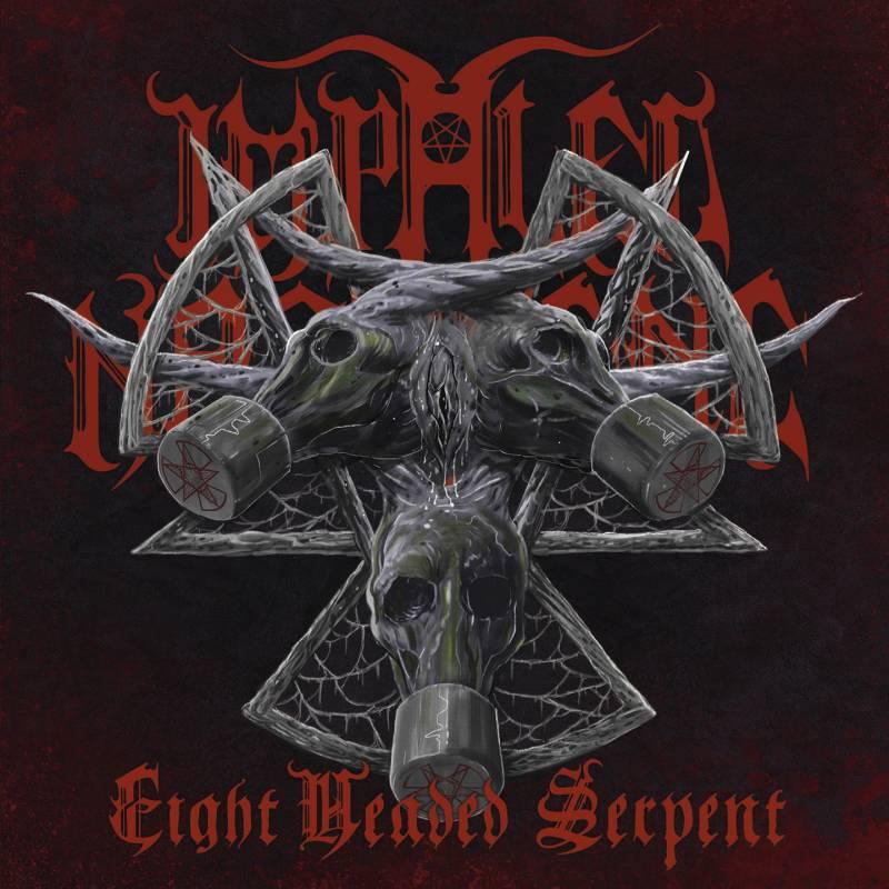 chronique Impaled Nazarene - Eight Headed Serpent