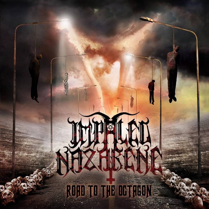 chronique Impaled Nazarene - Road To The Octagon