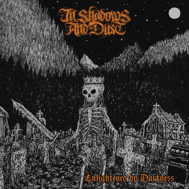 chronique In Shadows And Dust - Enlightened by Darkness