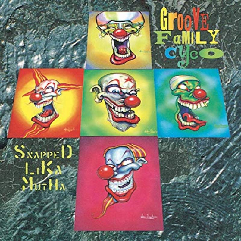 chronique Infectious Grooves - Groove Family Cyco