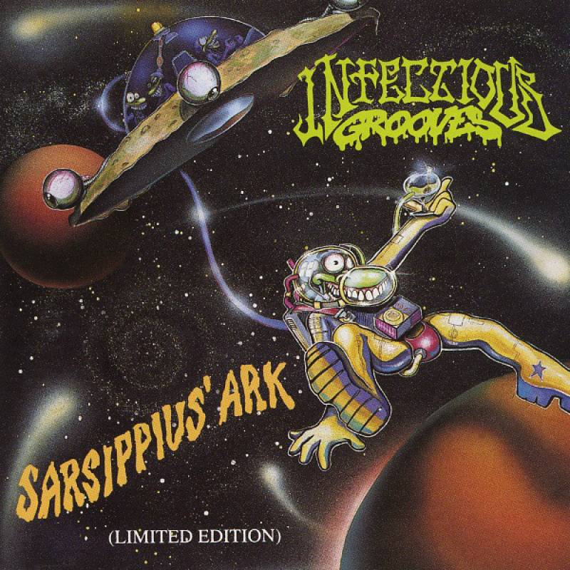 chronique Infectious Grooves - Sarsippius' Ark