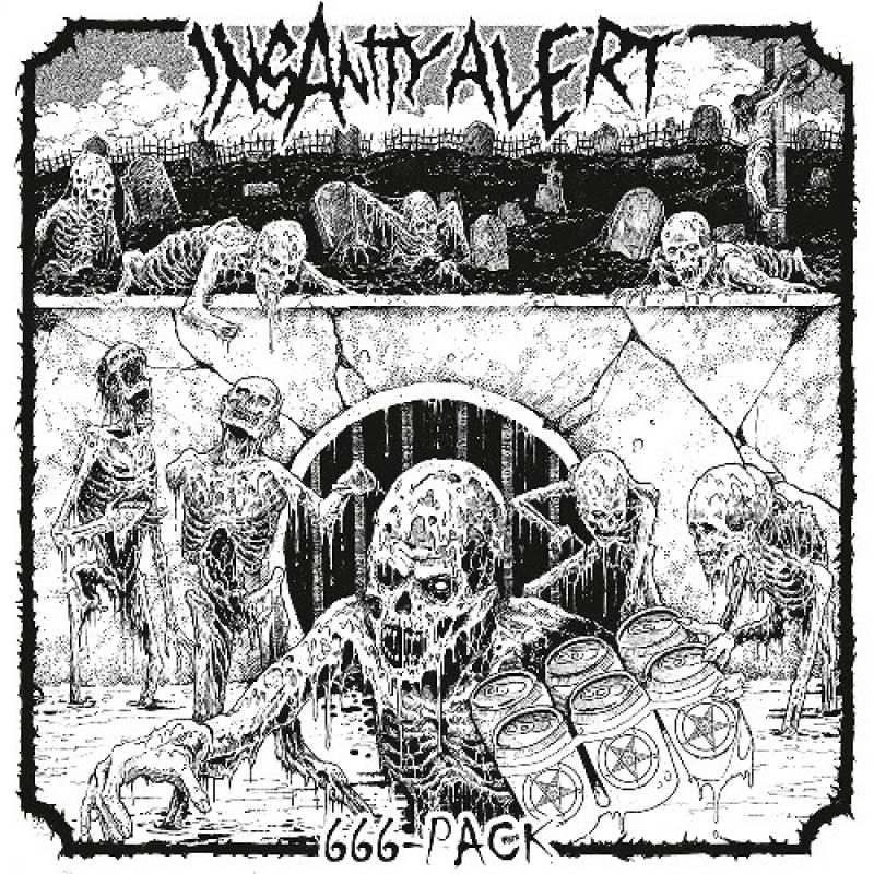 chronique Insanity Alert - 666-Pack
