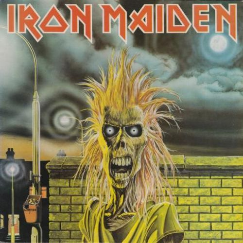 chronique Iron Maiden - Iron Maiden