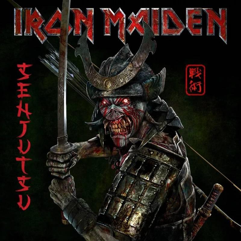 chronique Iron Maiden - Senjutsu