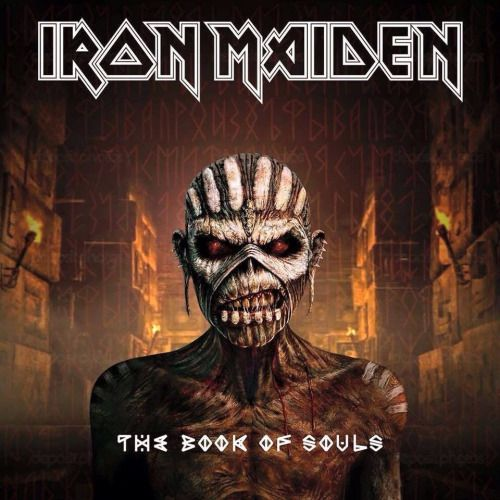 chronique Iron Maiden - The Book Of Souls