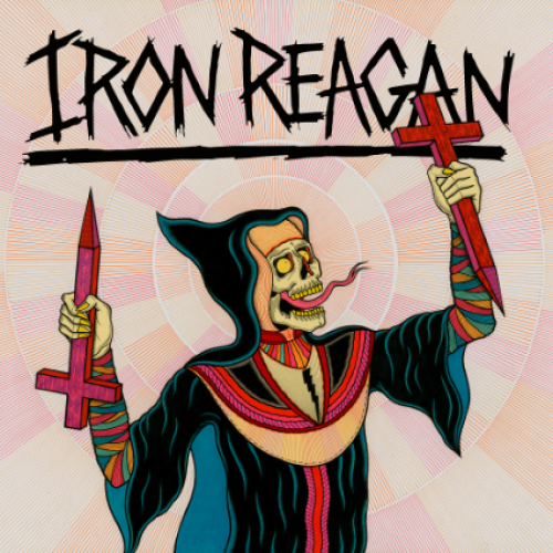 chronique Iron Reagan - Crossover Ministry