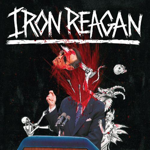 chronique Iron Reagan - The Tyranny Of Will