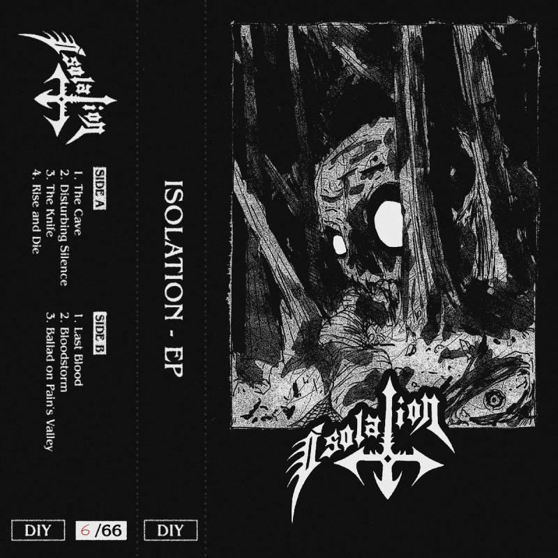 chronique Isolation - Isolation EP