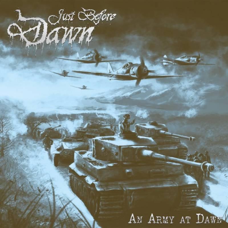 chronique Just Before Dawn - An Army At Dawn