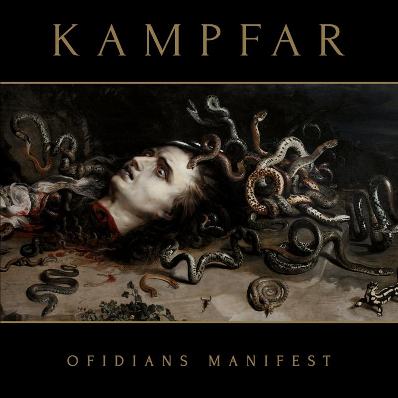chronique Kampfar - Ofidians Manifest