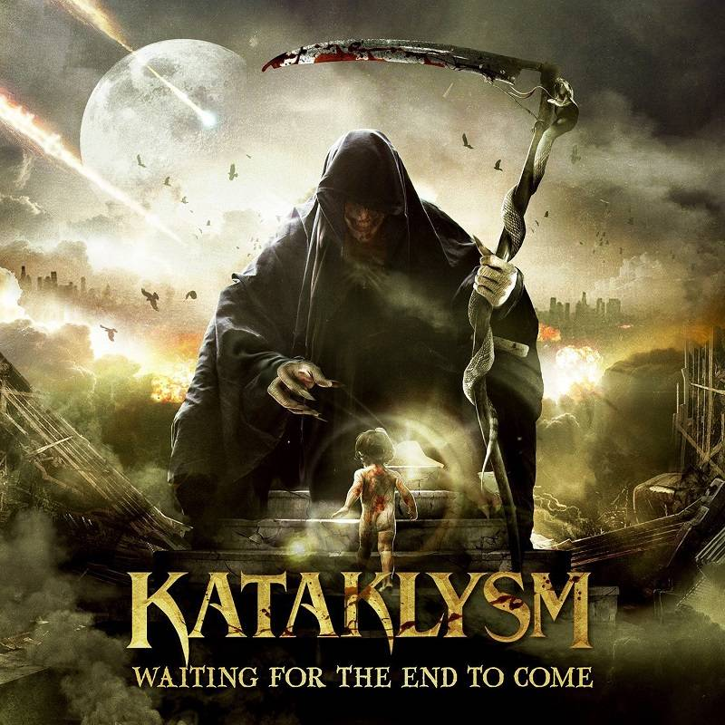 chronique Kataklysm - Waiting For The End To Come