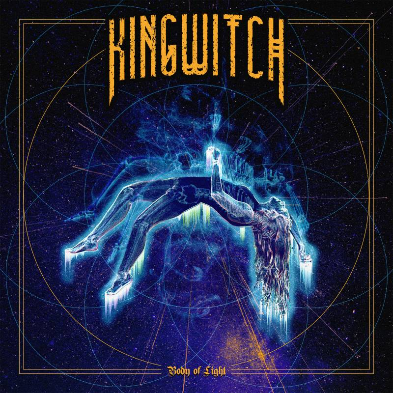 chronique King Witch - Body of Light